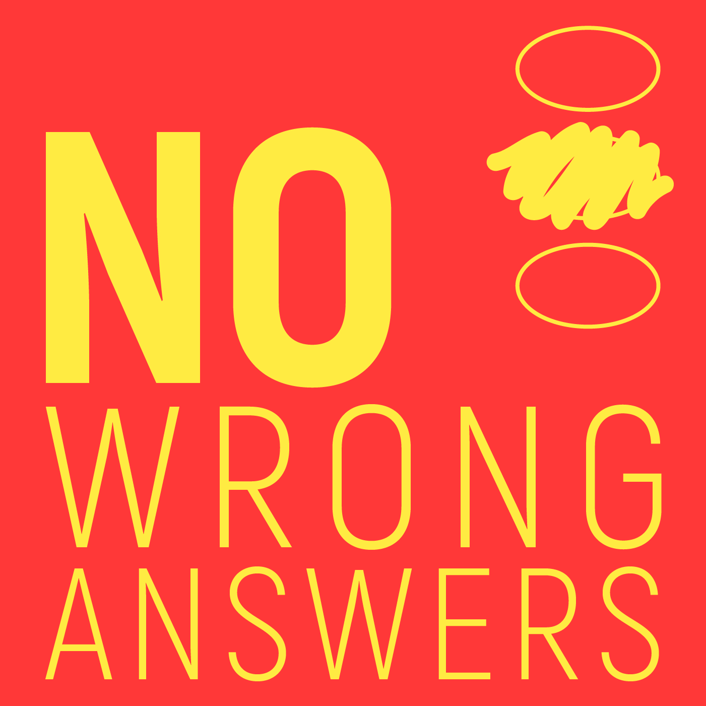 No Wrong Answers Episode 1