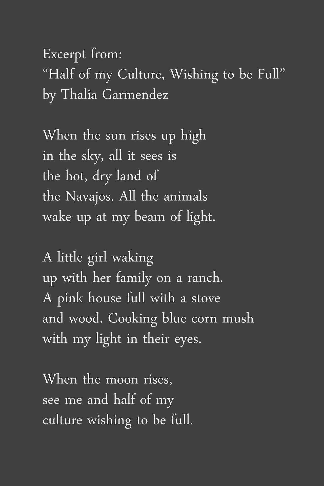 Asian American Poem 34