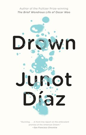 """Book cover of """"Drown,"""" by Junot Diaz"""