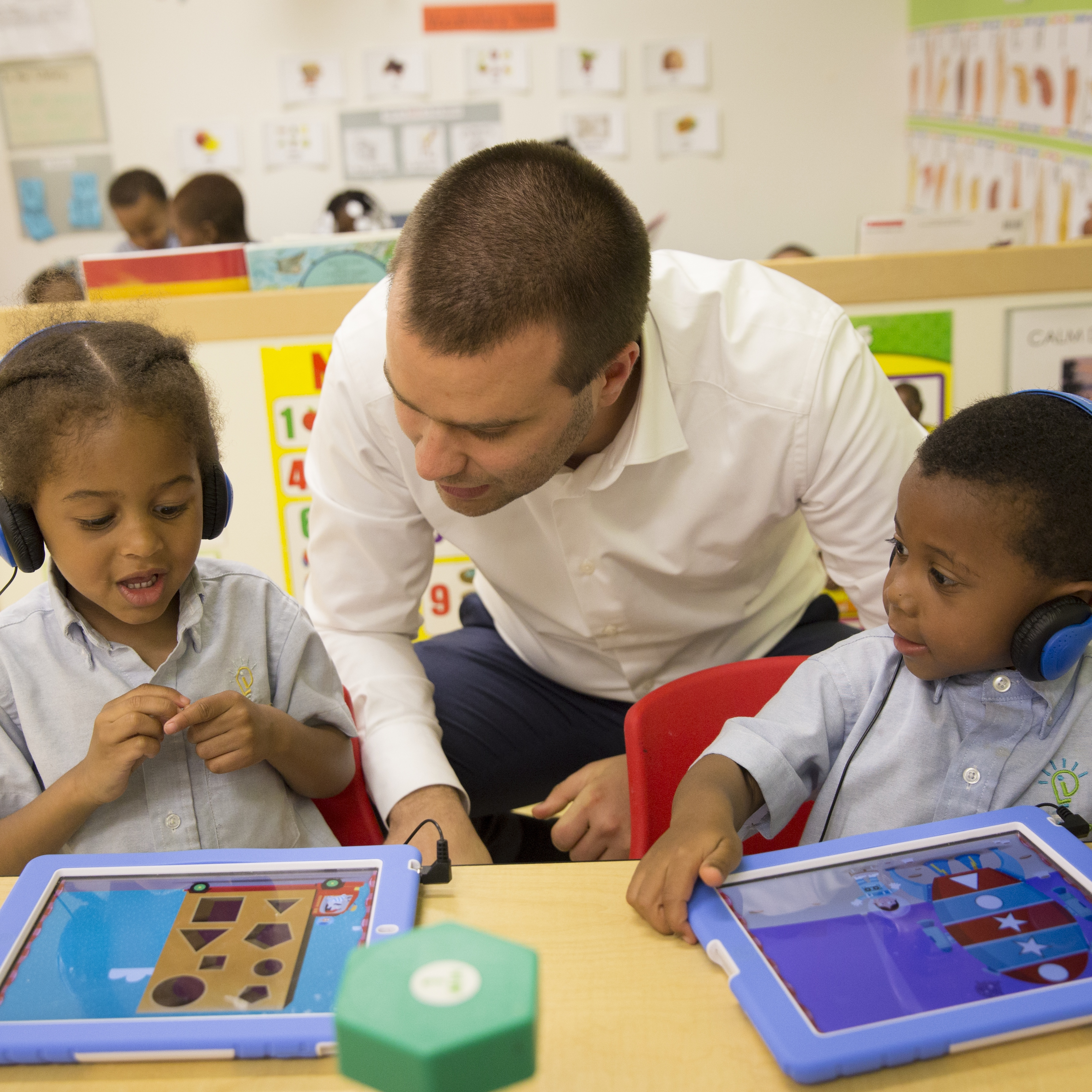 Teach For America and Biogen Idec Foundation Announce Five-Year ...