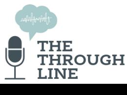 The Through Line logo.