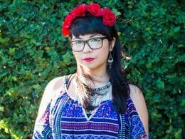 Priscilla Aguilar headshot.