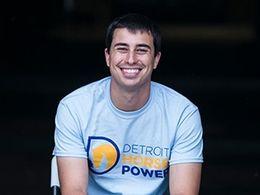 Founder of Detroit Horse Power, David Silver (Detroit '12)