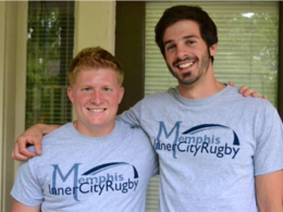 Co-Founders; Executive Director, Shane Young (Memphis '12) and Chief Programming Officer, Devin O'Brien (Memphis '12).