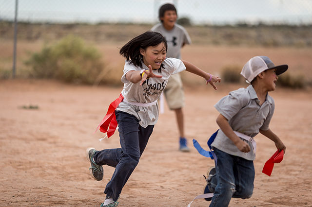 Reinventing Camp Culture: When Kids, Community, and Sovereignty Come First