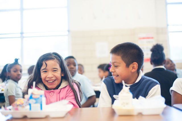 Feeding Student Achievement by Fighting for Food Justice