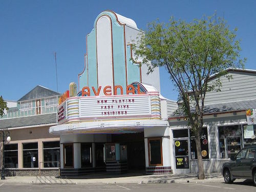 Avenal Theater