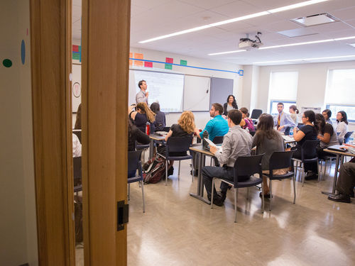 Corps members attend teacher education facilitator sessions in addition to co-teaching summer school classes.