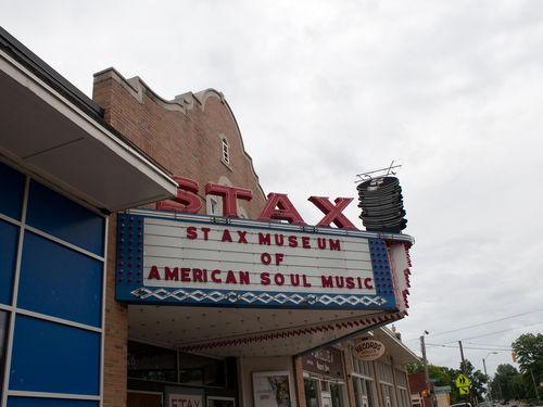 Memphis - Stax Museum of America Soul Music