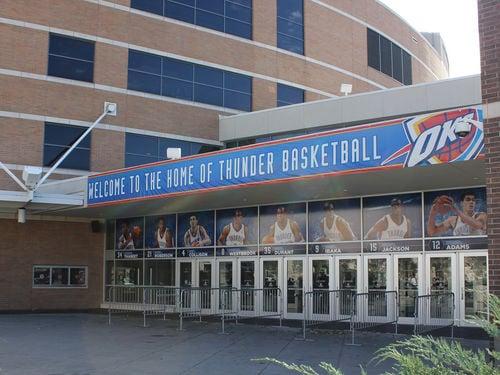 Chesapeake Bay Energy Arena