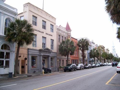 South Carolina - Downtown Charleston