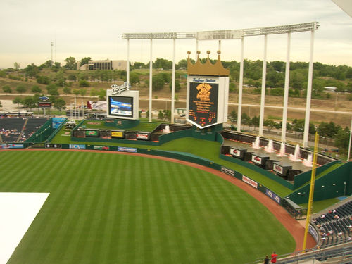 Kauffman Stadium Kansas City