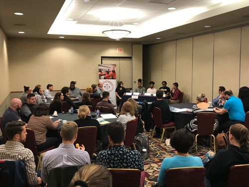 A panel discussion from the Teach For America Milwaukee LGBTQ+ Summit.