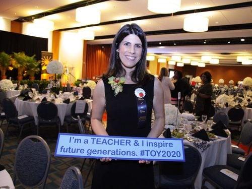 Ms. Laura Haim