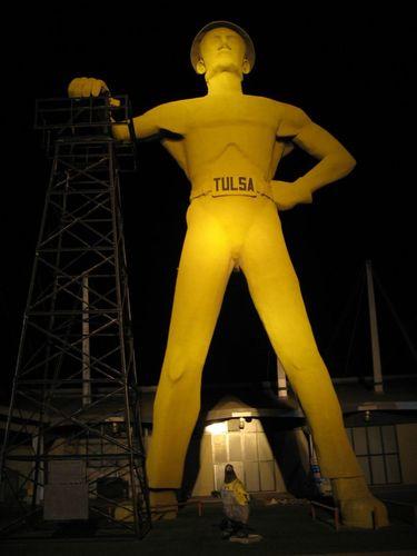 Tulsa Golden Digger