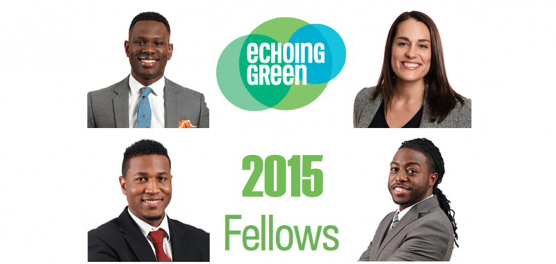 Echoing Green Selects 4 Teach For America Alumni for 2015 Global Fellowships
