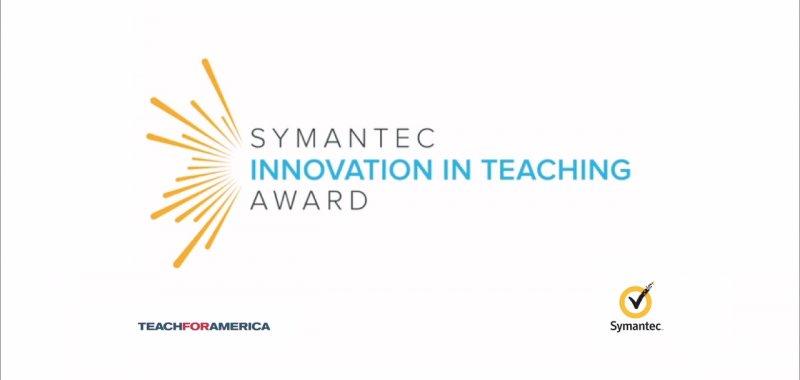 Symantec Honors 5 Alumni Educators with 2015 Innovation in Teaching Award