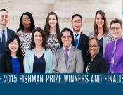 The 2015 Fishman Prize Winners and Finalists