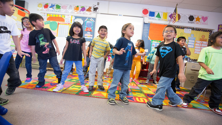 early childhood education initiative teach for america