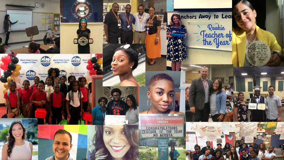 Miami- Dade - Teachers of the Year