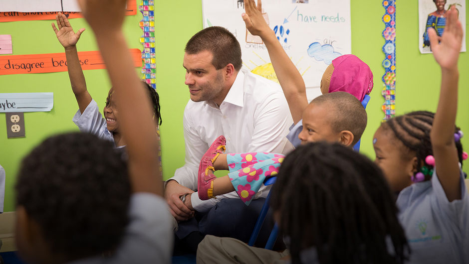 Career Changers | Teach For America
