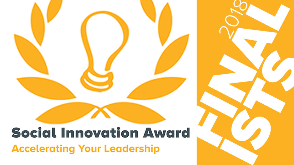The Social Innovation Award Logo