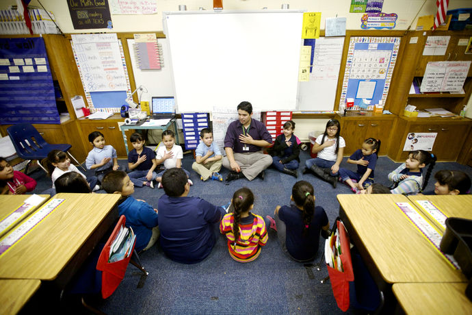 Juan Jimenez (DFW '12) teaches 3rd grade dual-language (English/Spanish) at Maude Logan Elementary in Fort Worth, TX