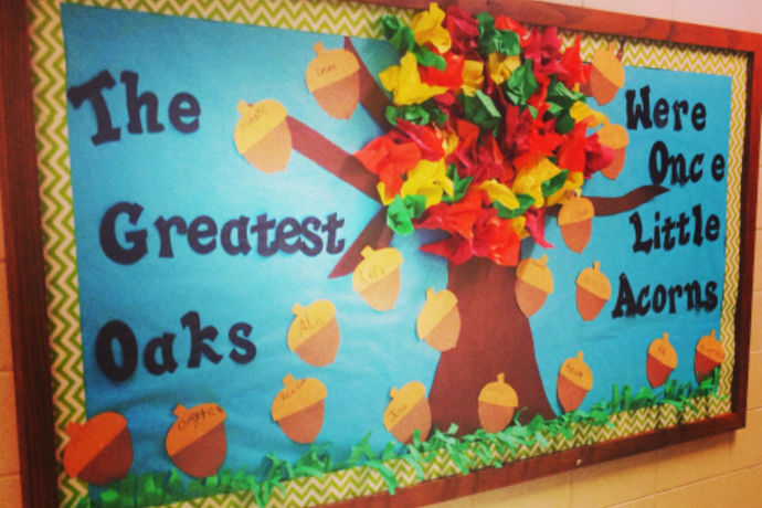 16 Bulletin Boards to Get You Excited for Fall   Teach For America