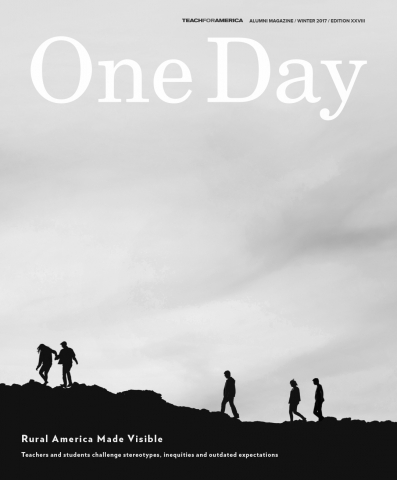 One Day Magazine cover