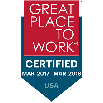 Teach For America has been voted a Great Place to Work for 2017