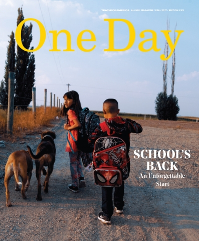 One Day Magazine Fall 2017