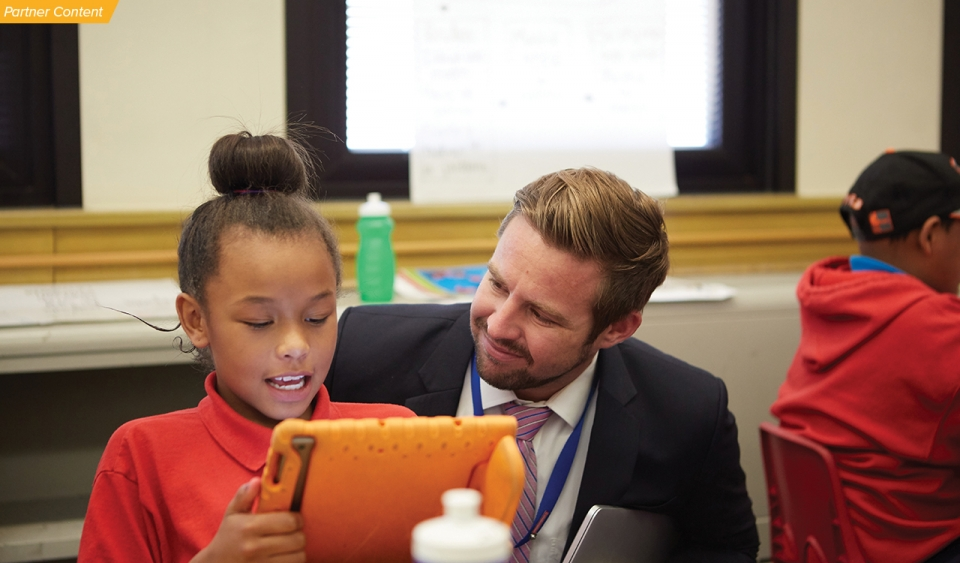 Zachary Rahn (Colorado '07) is grateful to DPS for creating an atmosphere where he can grow alongside his students.