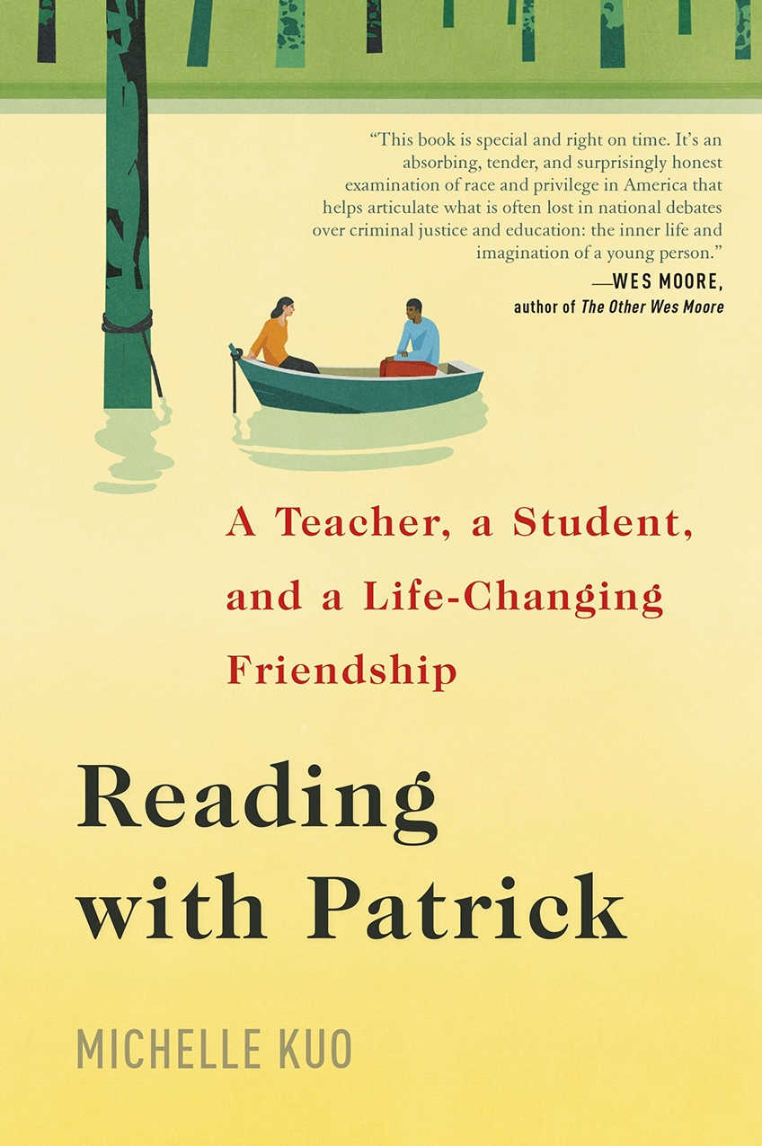 Reading With Patrick book cover