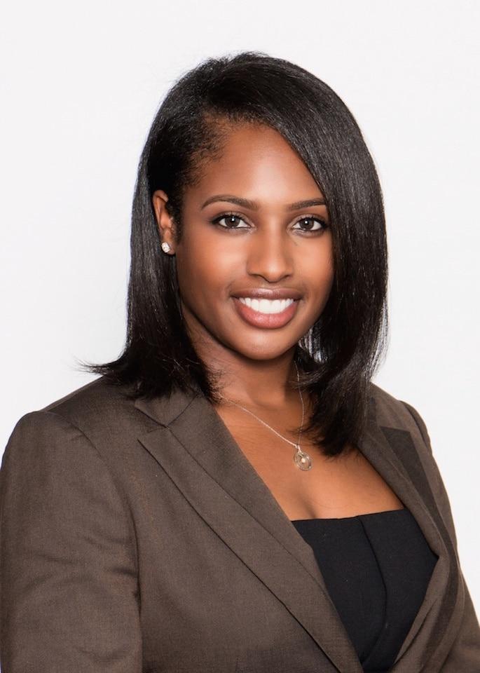 Headshot of Morgan Williams, a Teach For America alumna.