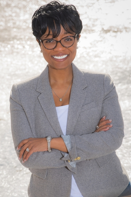 Headshot of Tiffany Taylor, a Teach For America staff member.
