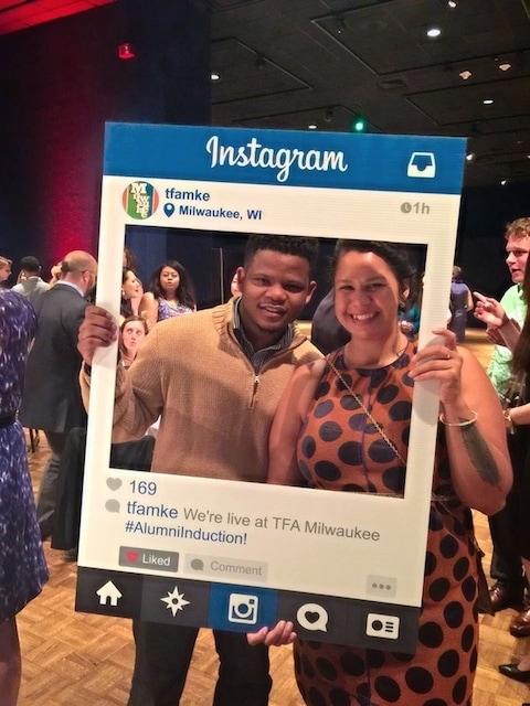 Headshot of Terrance Sims Jr., a Teach For America alumnus.