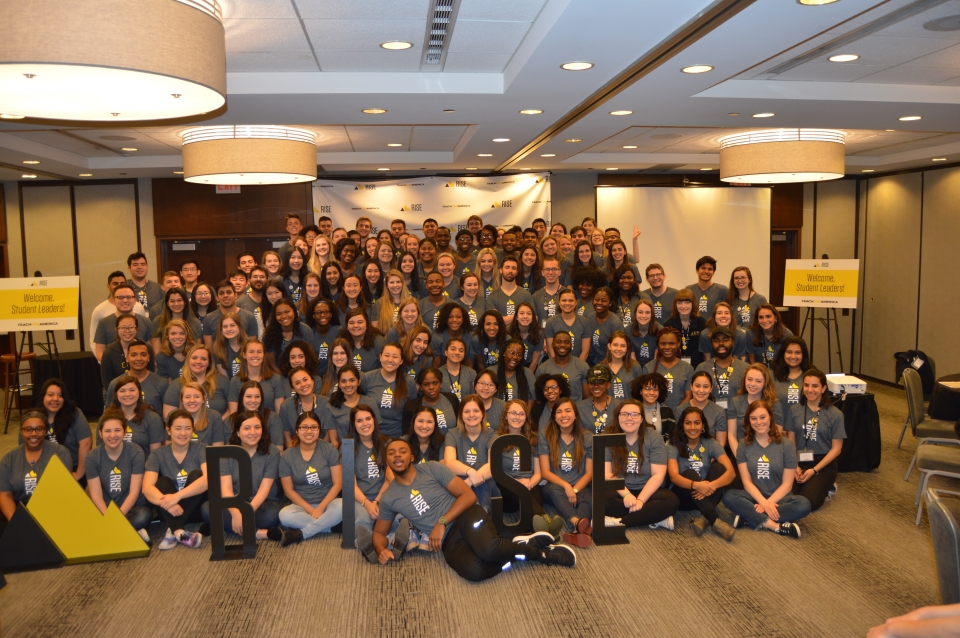 RISE Student Leadership Conference 2018