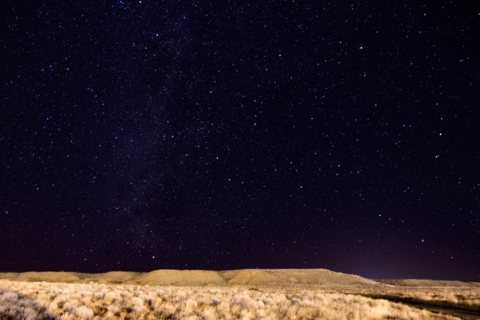 Stunning Night-Sky Images from the American Desert