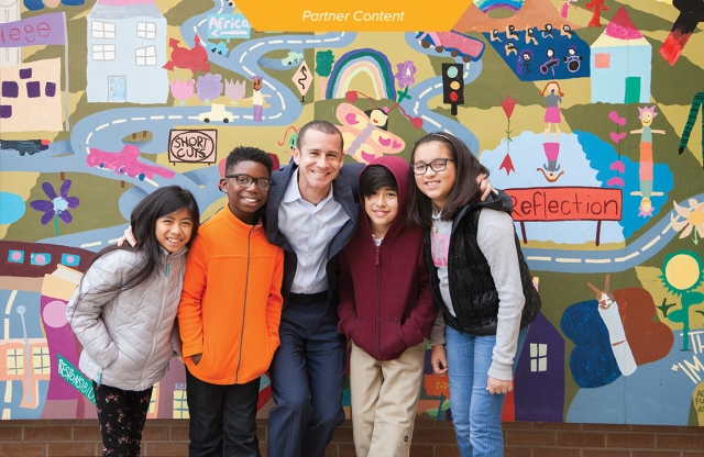 Teach For America leaders help mobilize a community to narrow the gap in educational expectations in Oakland, California.