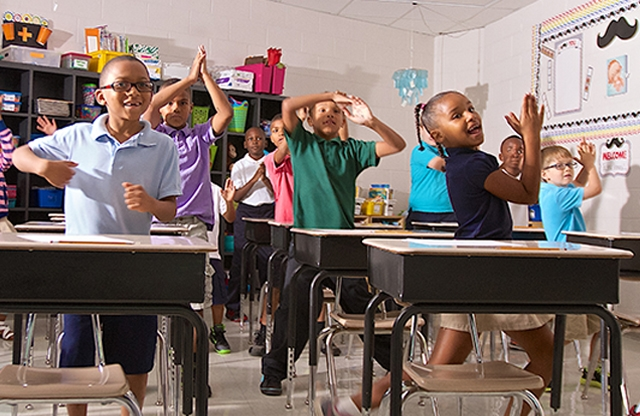 Science Says Your Classroom Needs More Dance Parties