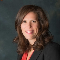 Headshot of Jessica Forman, a Teach For America board member.