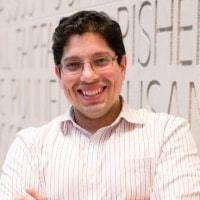Headshot of Teach For America staff person, Candelario Cervantez