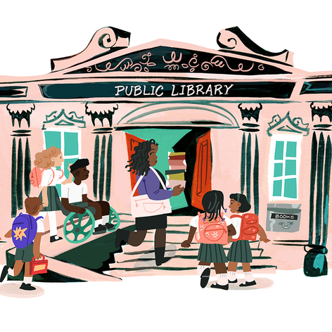 An Overdue Look into the Lives of Librarians