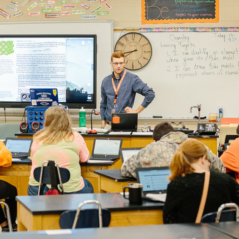 What's Possible for Appalachia's Schools When Internet Isn't an Issue