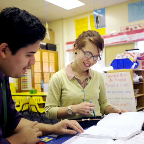 How Are Teach For America Corps Members Set Up for Success?