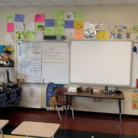 Shared Space: Promoting Community and Unity in the Classroom