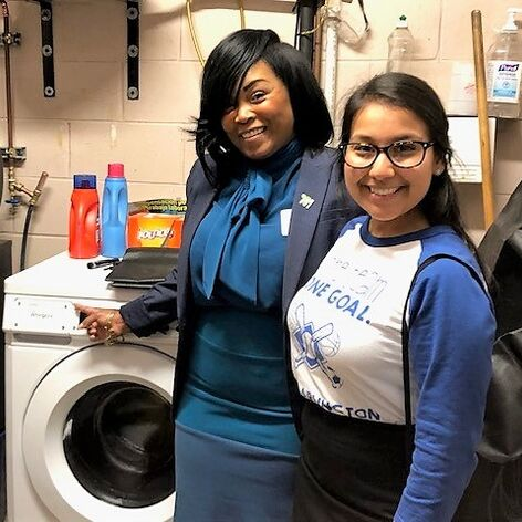 Supporting the Whole Child With Access to Clean Clothes