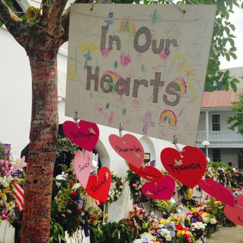 A Charleston Teacher Finds Strength in the Face of Tragedy