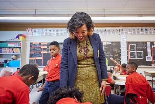 grad school employer benefits teach for america