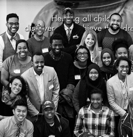 A group of Teach For America Collective members.